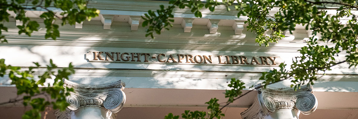 Knight-Capron Library