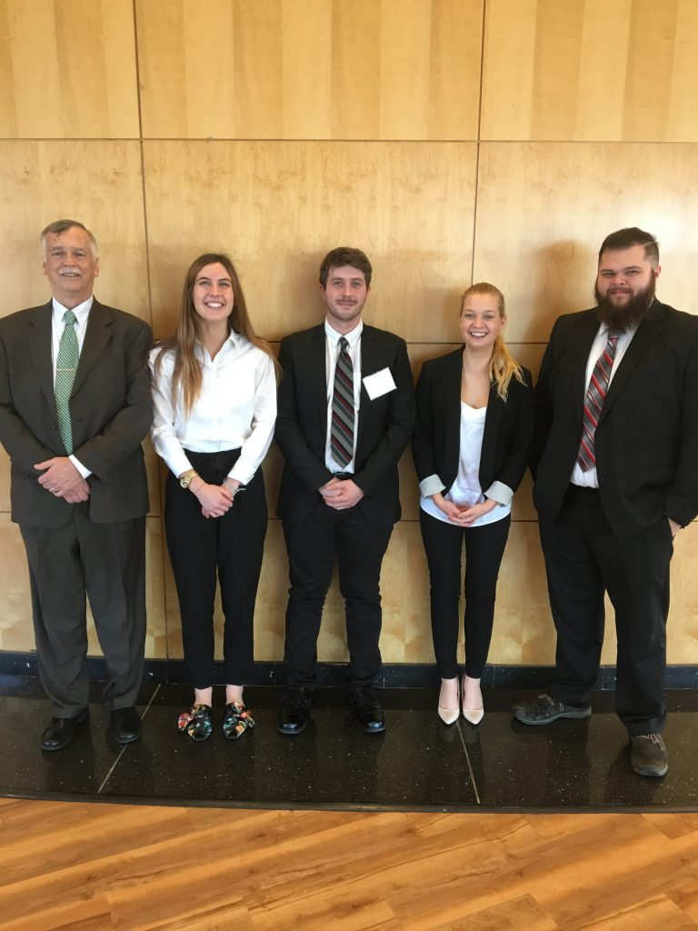 Lynchburg students place second at statewide Federal Reserve Challenge