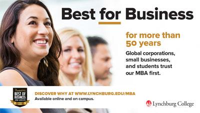 MBA ad