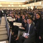Model UN-Estonia delegation