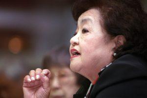 Setsuko Nakamura Thurlow '55