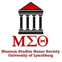 Museum Studies honor society logo - Mu Sigma Theta
