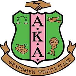 Alpha Kappa Alpha crest
