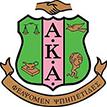 Alpha Kappa Alpha shield