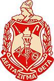 Delta Sigma Theta shield