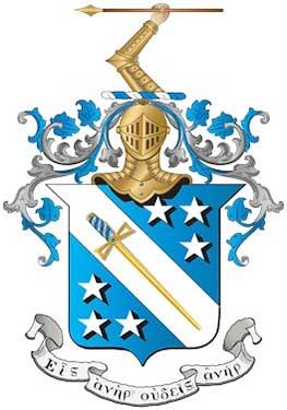 Phi Delta Theta shield