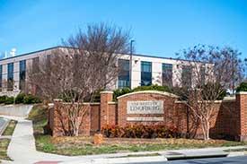 graduate health sciences building
