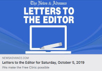 PA Letters to Editor