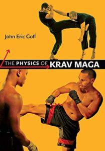 """Cover of """"The Physics of Krav Maga"""""""