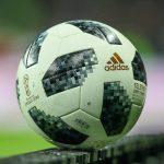 Telstar 18 soccer ball
