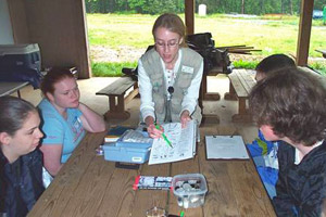 Claytor Nature Center Camp