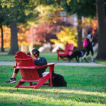 red chair student
