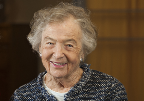 """University of Lynchburg will host """"Women and Democracy"""" events honoring Rosel Schewel"""