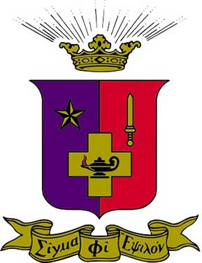 Sigma Phi Epsilon shield