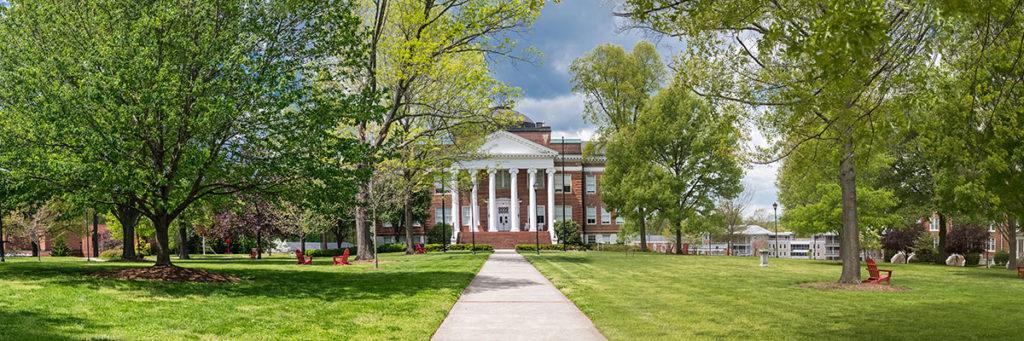 University of Lynchburg Campus