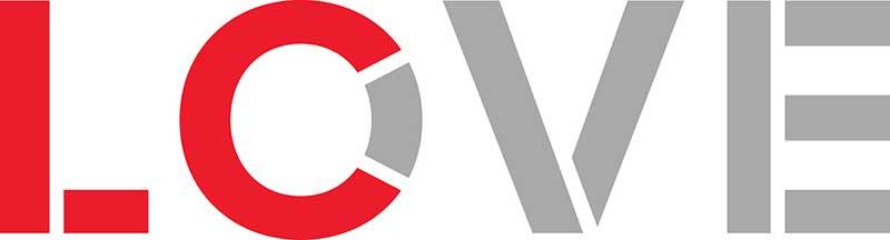 LC love logo