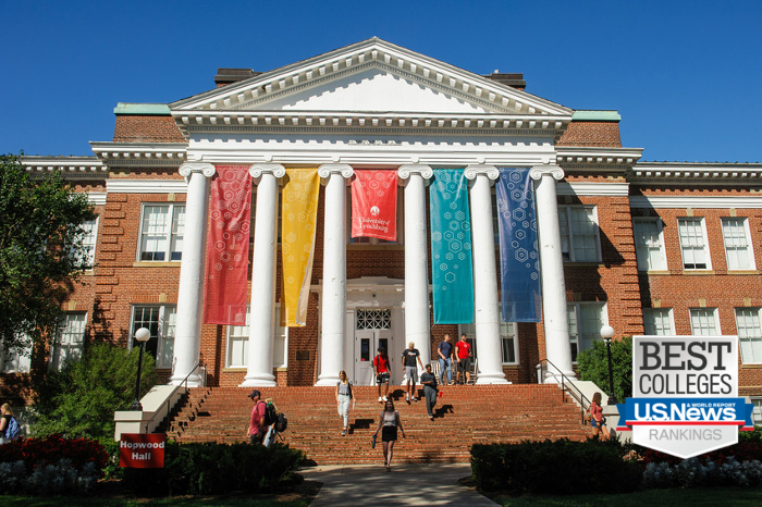 University of Lynchburg claims two top-10 spots in U.S. News college rankings