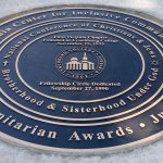 New Friendship Circle plaque commemorates longtime diversity and inclusion partnership