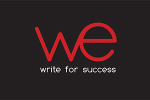 WE write for success logo