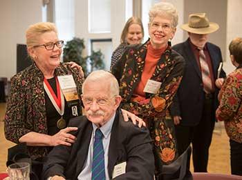 Westover Alumni Society members