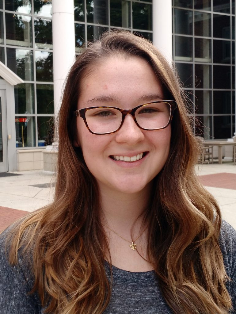 Westover student gets summer research project in Tennessee
